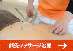 鍼灸マッサージ治療
